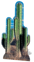 Cactus Group - Cardboard Cutout