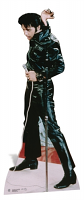 Elvis Presley Black Leather 1968 Anniversary Special Cutout