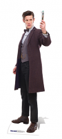 The 11th Doctor with Screwdriver Matt Smith - Cardboard Cutout