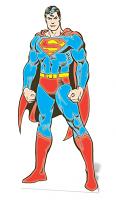 Superman DC Comics - Cardboard Cutout