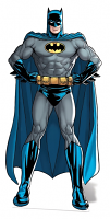 Batman DC Comics - Cardboard Cutout