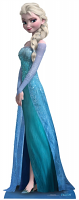 Elsa (Frozen) - Cardboard Cutout