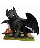 Toothless - Cardboard Cutout