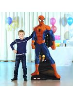 Spider-Man Marvel Lifesize Cardboard Cutout