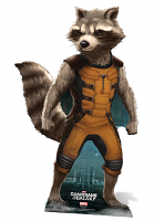 Rocket (Guardians Of The Galaxy) - Cardboard Cutout