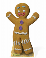 Gingy - Cardboard Cutout