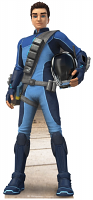 Scott Tracy Thunderbirds - Cardboard Cutout