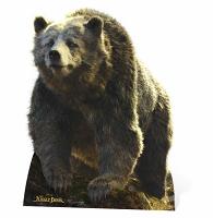 Baloo (The Bear) Live Action Jungle Book Cutout