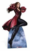 Scarlet Witch (Movie) - Cardboard Cutout