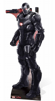 War Machine (Movie) - Cardboard Cutout