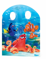 Finding Dory Where is she? Child Stand In - Cardboard Cutout