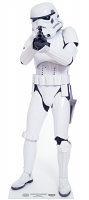 Stormtrooper Star-Mini - Cardboard Cutout