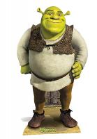 Shrek Star-Mini - Cardboard Cutout