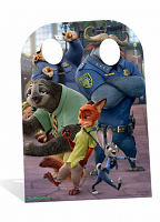 Zootropolis 'It starts with all of us!' Child Stand-In Cutout