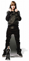 Justin Bieber My World - Cutout