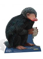 Niffler Fantastic Beasts Harry Potter Wizarding World  Cutout