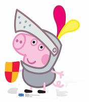 Sir George Pig - Cardboard Cutout