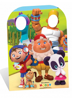 Noddy Stand-In (Child Sized) - Cardboard Cutout
