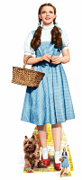 Dorothy Follow the Yellow Brick Road The Wizard of Oz Cutout
