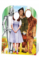 Wizard of OZ Stand-In Emerald City - Cardboard Cutout