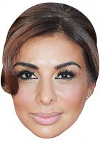 Shobna Gulati Mask