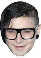 Skrillex Mask