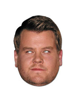 James Corden Face Mask