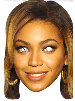 Beyonce Face Mask