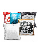 Personalised Sequin Cushion's