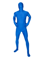 Adult Morphsuit BLUE