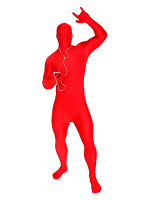 Adult Morphsuit RED