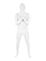 Adult Morphsuit WHITE