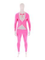 Glow Tuxedo Morphsuit PINK