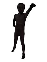 Morphsuit Kids Black