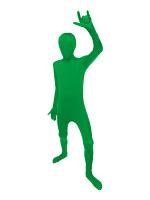Morphsuit Kids Green
