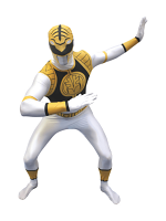 Power Ranger White