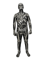 Skull and Bones Morphsuit