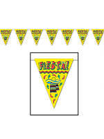 Fiesta Pennant Banner Bunting