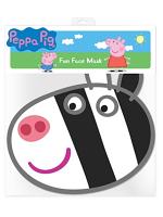 Zoe Zebra Mask