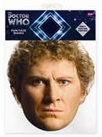 The 6th Doctor Mask