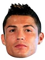 RONALDO Football SINGLE MASK