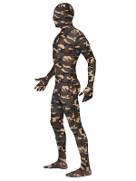 Second Skin Suit - Camouflage