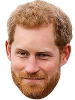 Prince Harry (Beard)