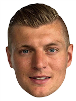 Toni Kroos MASK Football Sporting Event