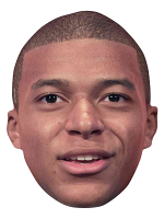 Kylian Mbappe MASK Football Sporting Event