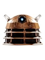 Dalek Mask Doctor Who Mask