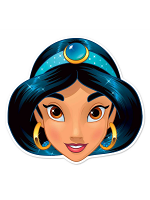 Jasmine Fun Face Mask