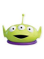 Little Green Man Fun Face