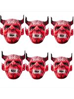 Devil Six Pack Face Mask