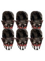 Finn Balor WWE Masks 6 Pack of Wrestling Masks